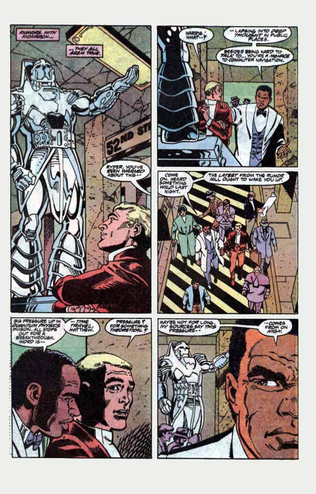 Read online Armageddon 2001 comic -  Issue #1 - 27
