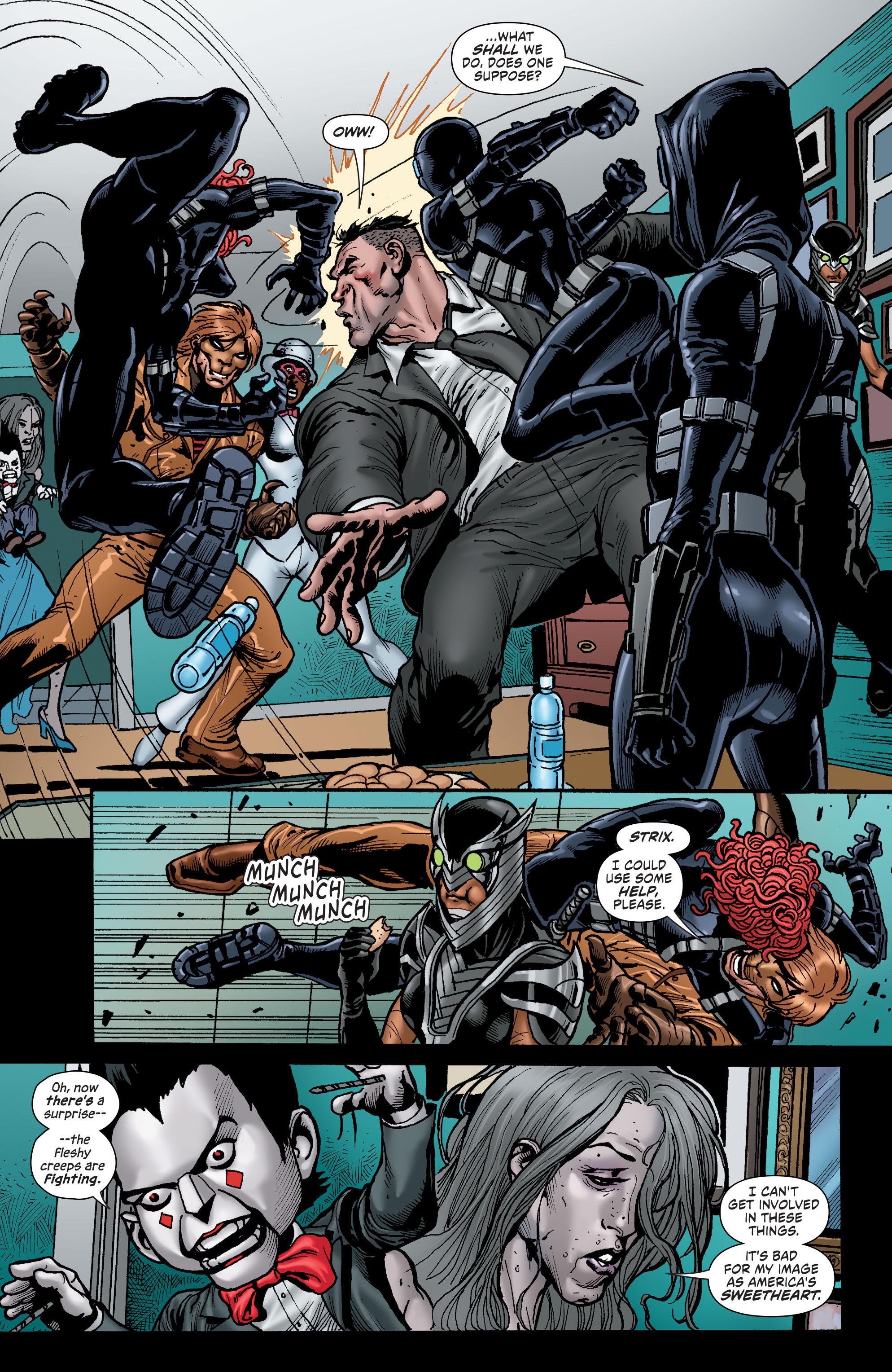 Read online Secret Six (2015) comic -  Issue #4 - 16