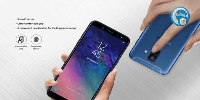 مواصفات وسعر هاتف Samsung Galaxy A6 2018