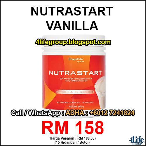 foto 4Life Nutrastart Vanilla