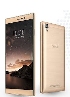Harga Smartphone Himax Hone 3GB RAM 4G LTE Terbaru 2016
