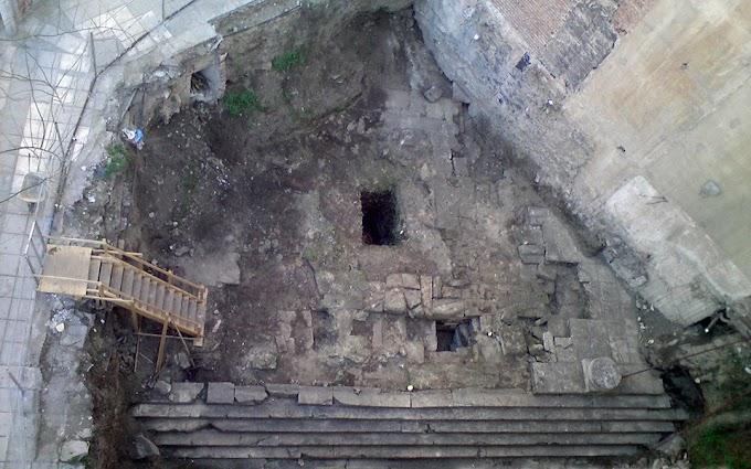 Ξανάθαψαν υστεροαρχαϊκό ναό της Αφροδίτης ανάμεσα σε δύο πολυκατοικίες στη Θεσσαλονίκη