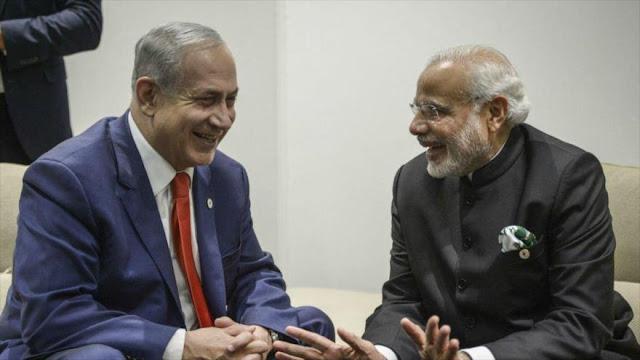 Israel y La India planean firmar grandes acuerdos militares