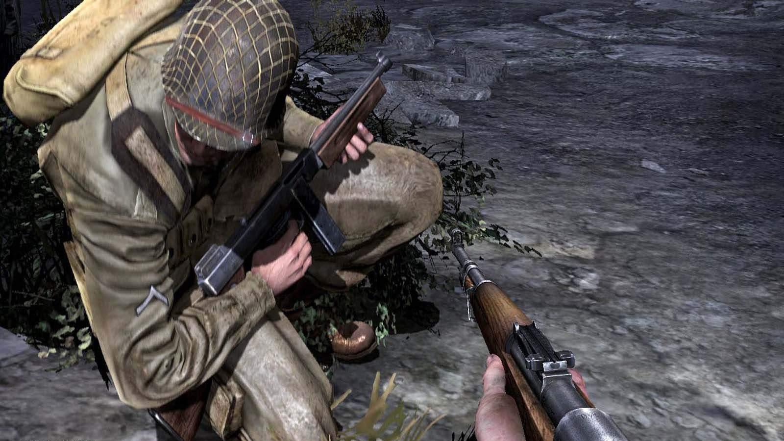 تحميل لعبة Medal Of Honor Airborne مضغوطة كاملة بروابط مباشرة مجانا