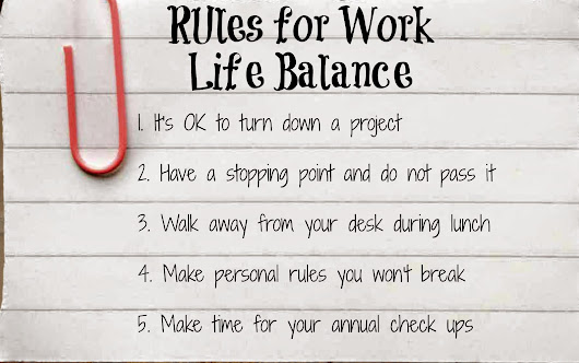 Wok-Life Balance - What's That? And, Who Needs It Anyway?