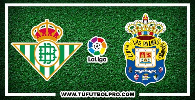 Ver Betis vs Las Palmas EN VIVO Por Internet Hoy 18 de Noviembre 2016