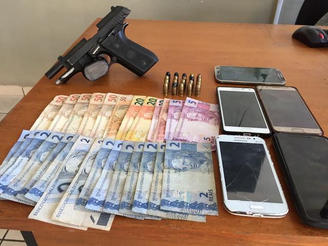 Policias Militar e Civil de Iguape prenderam Quadrilha que fez vários furtos no Vale do Ribeira