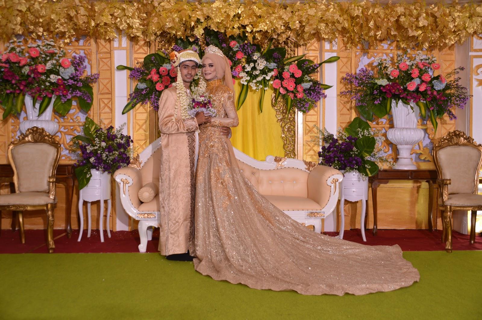 Desain Dekorasi Pernikahan Lengkap Harga Murah Bisa Nego