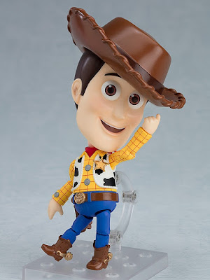 Nendoroid Woody Standard Ver. y DX Ver. - Good Smile Company
