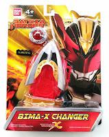 Bima X Changer Bandai