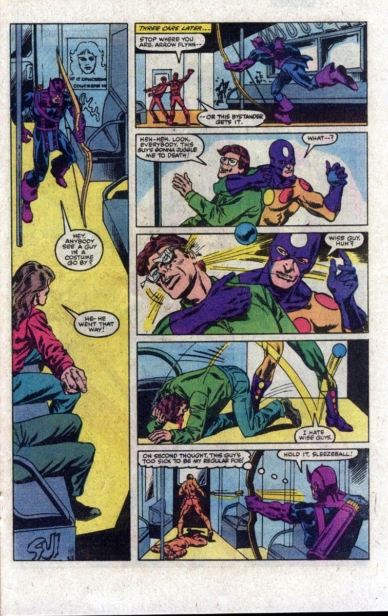 Hawkeye (1983) Issue #3 #3 - English 18