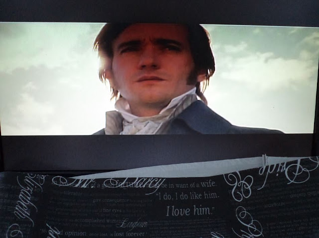 Matthew McFadyen as Darcy in Pride & Prejudice 2005
