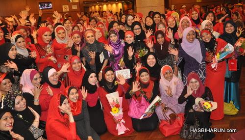 Green Leaders Group premium beautiful team pimpinan hanis haizi