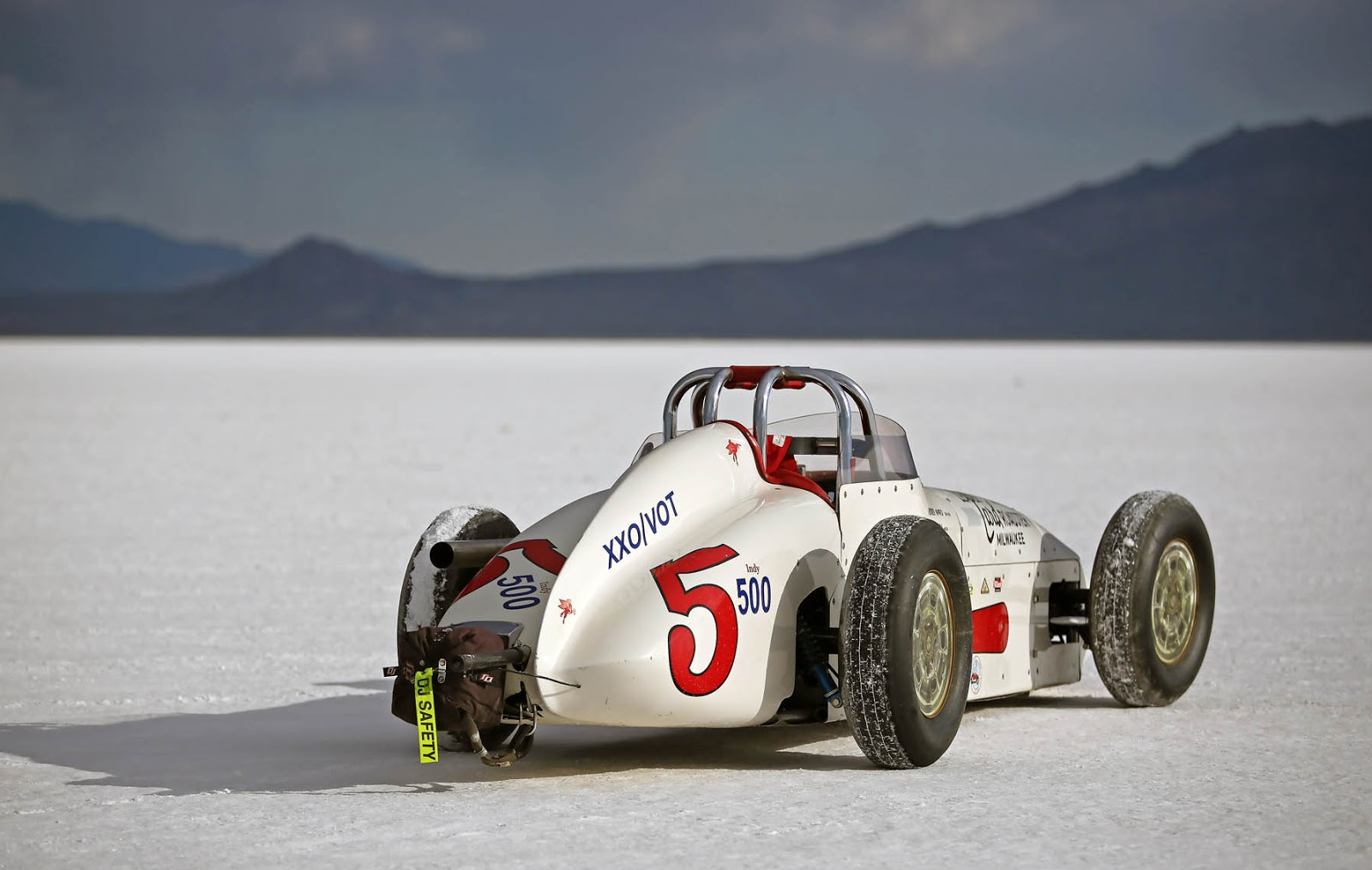 Just A Car Guy: an exact replica of the 1959 Indy 500–winning AJ ...
