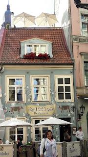 casas bonitas en riga