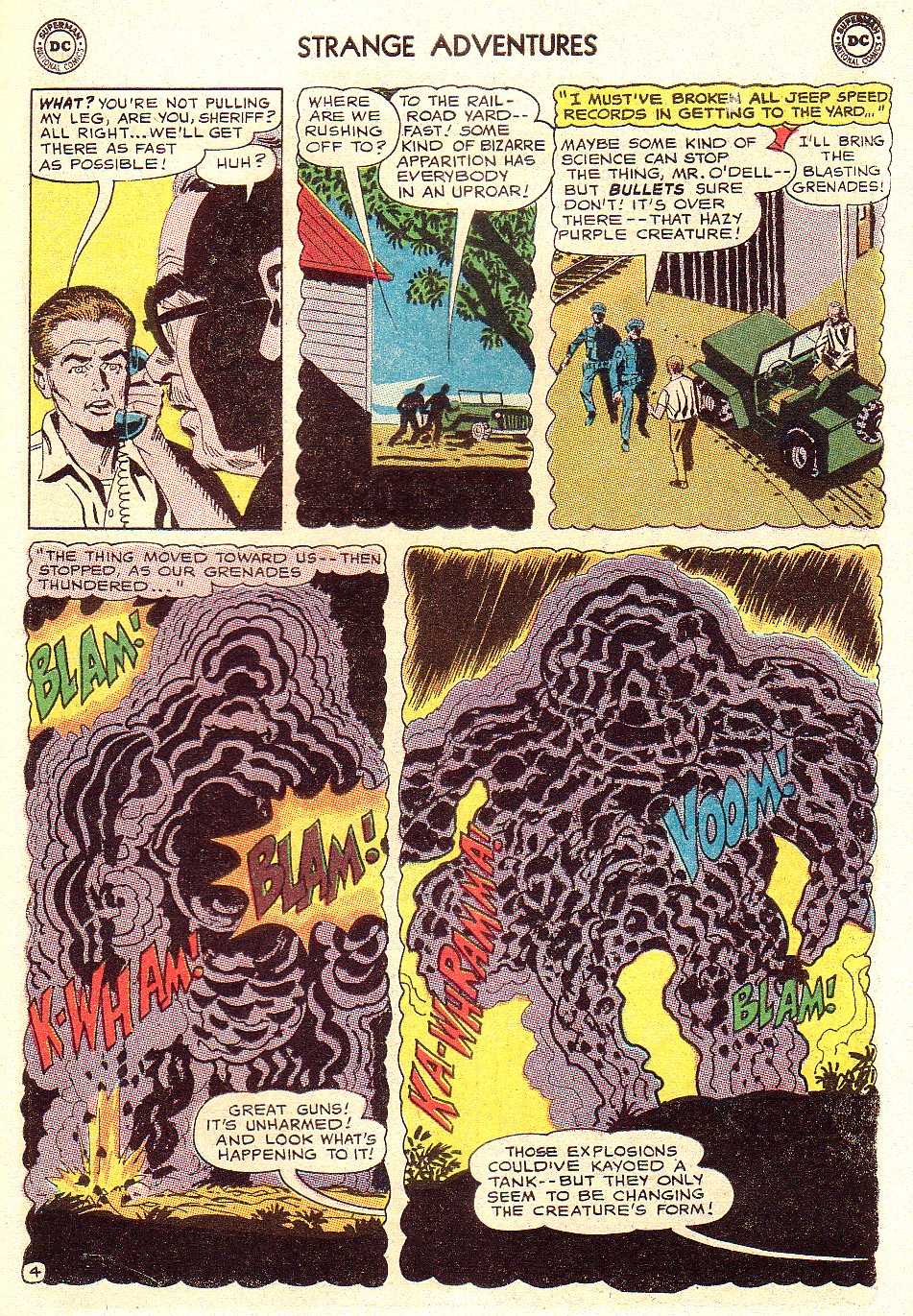 Strange Adventures (1950) issue 181 - Page 27
