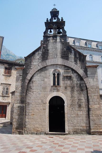 église Saint-Luc Kotor
