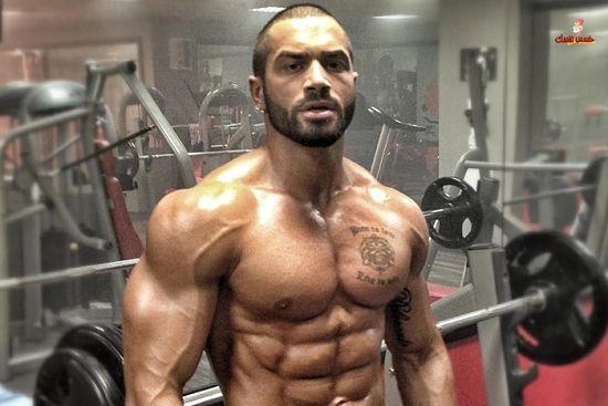 تمرينة كاملة لعضلة الصدر