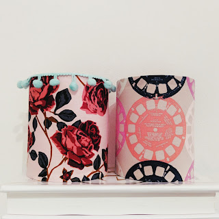 fabric lanterns by charm about you