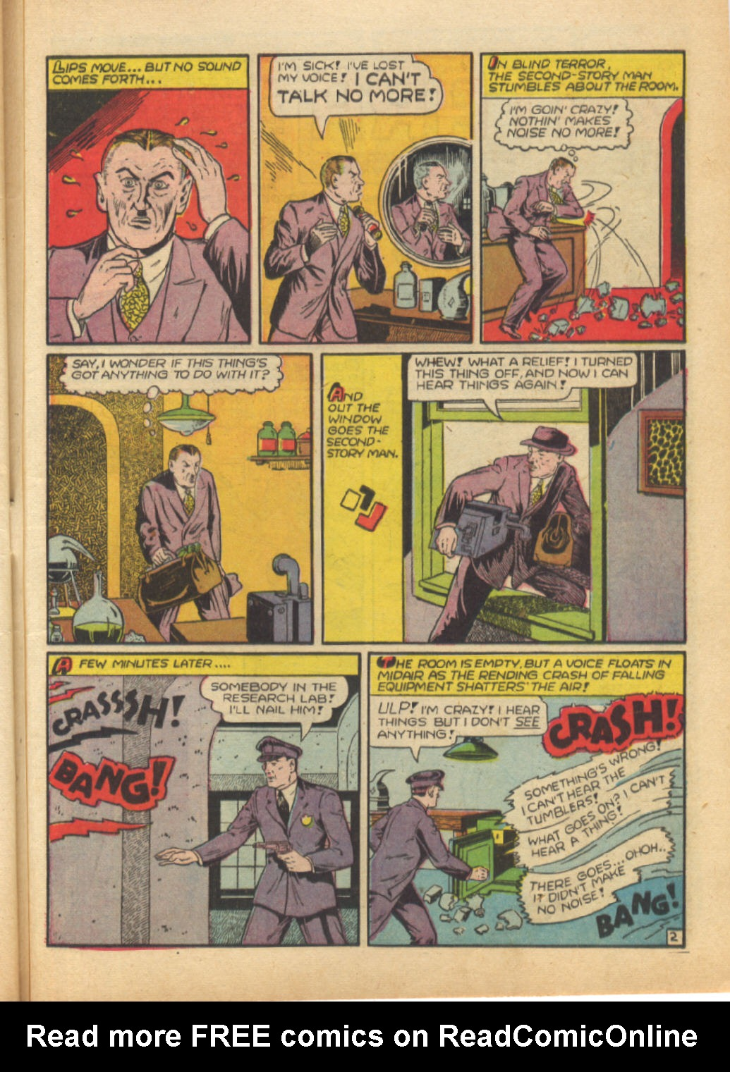Read online Action Comics (1938) comic -  Issue #64 - 50