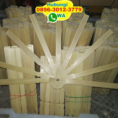 distributor souvenir kipas murah 50508
