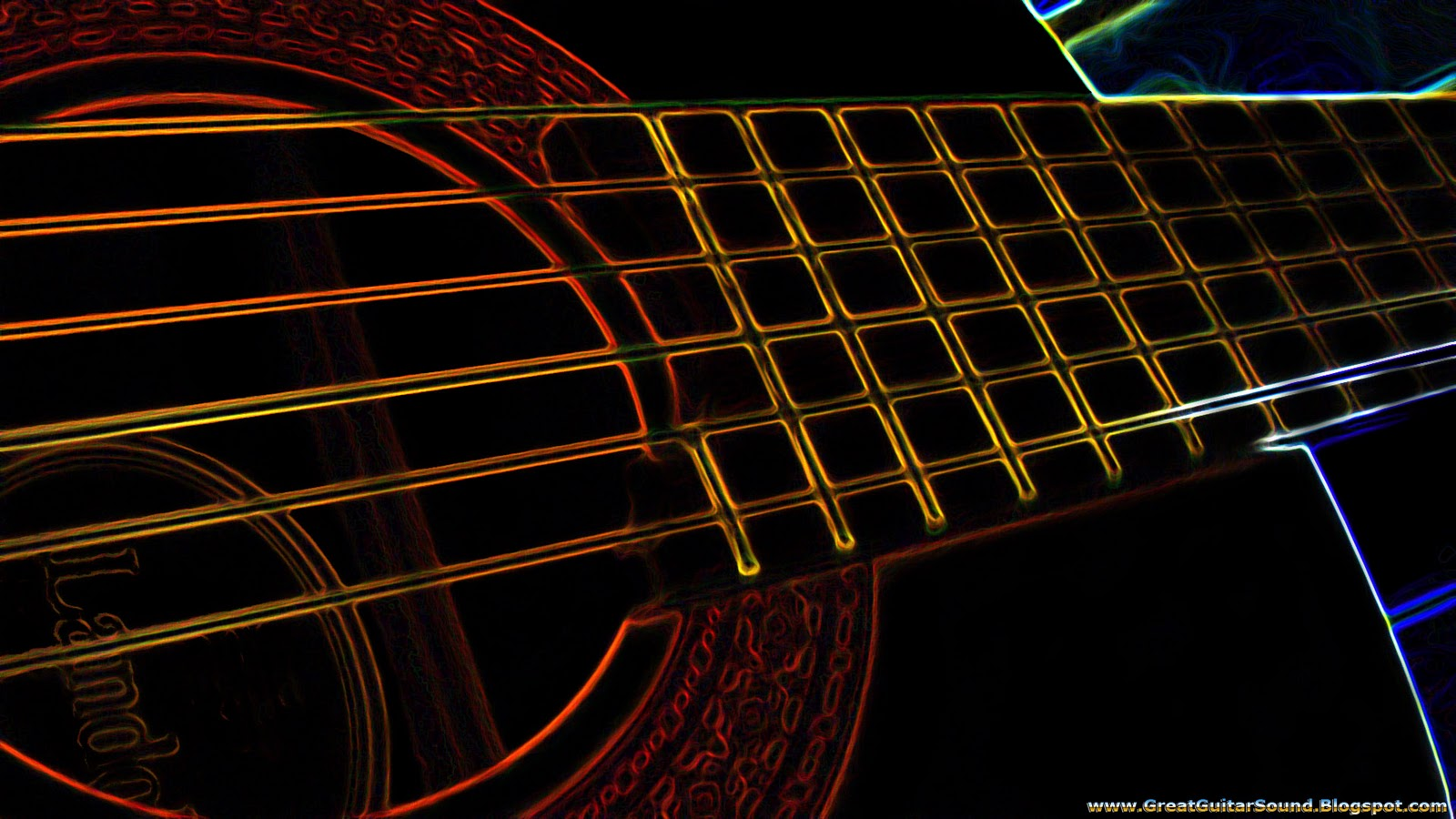 Great Guitar Sound Guitar Wallpaper Landola Classical