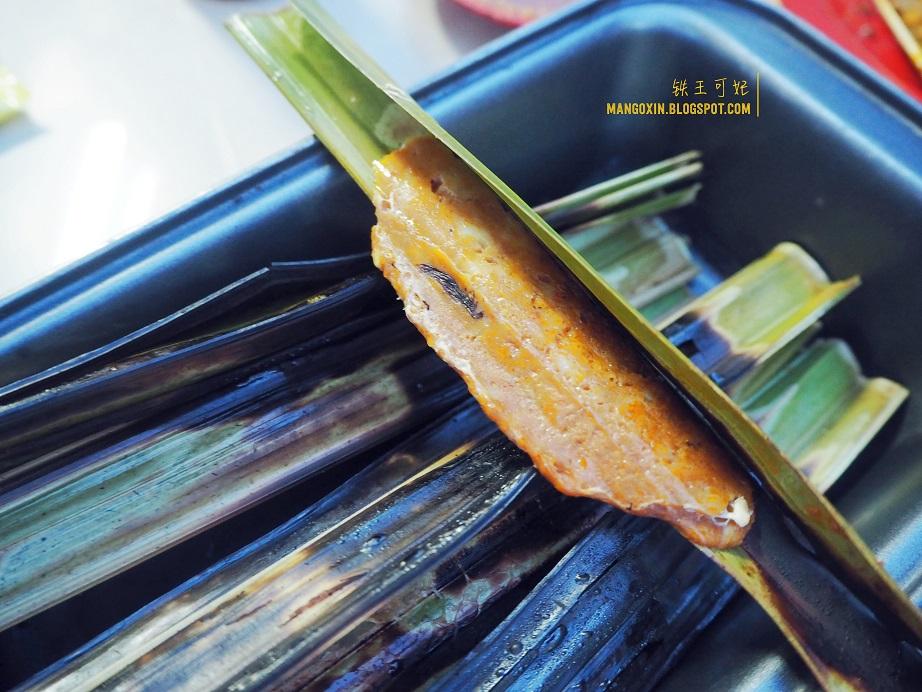 [柔佛周末游] 让我等上一个小时的居銮阿福沙爹restoran tan ching hing