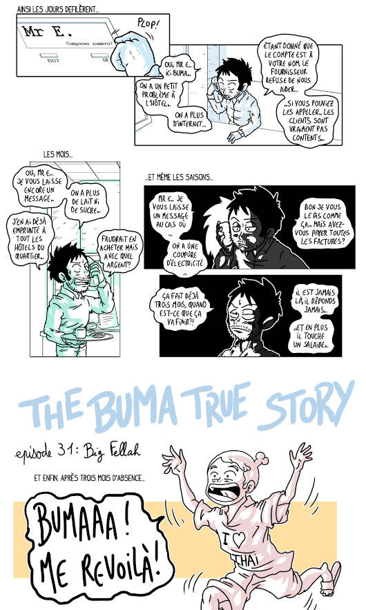 The Buma True Story episode 31 - Big Fellah