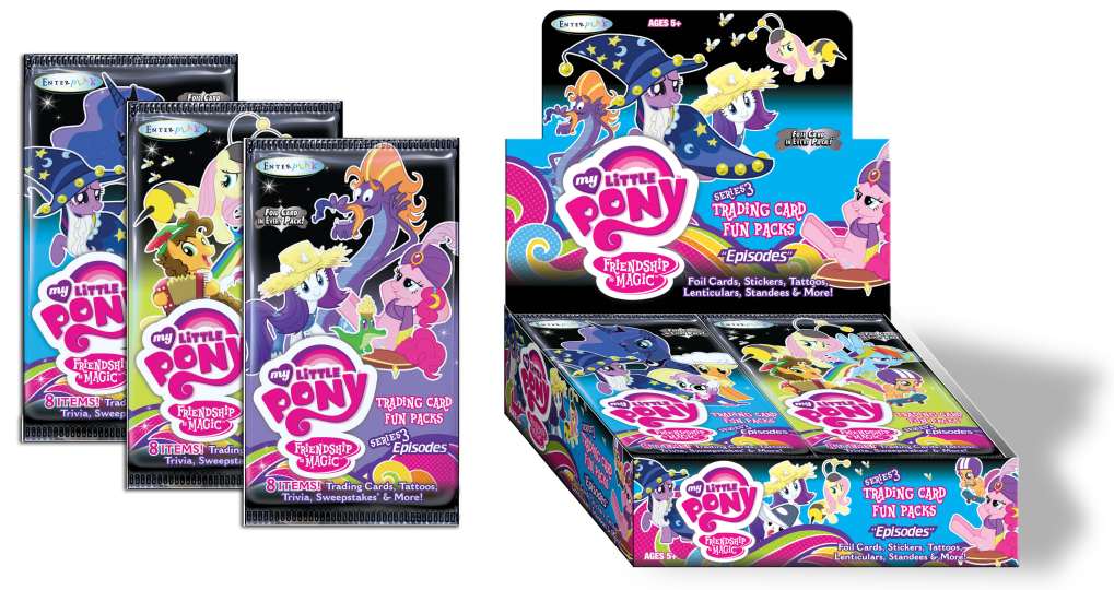 Equestria Daily Mlp Stuff Mlp Series 3 Trading Cards
