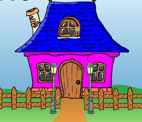 Kidzee Online Games Candy Room Escape 1