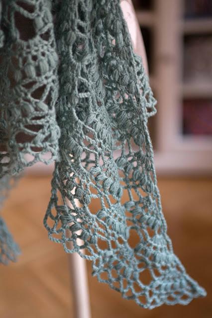 ganchillo, shawl, tejido, complementos crochet, tejer