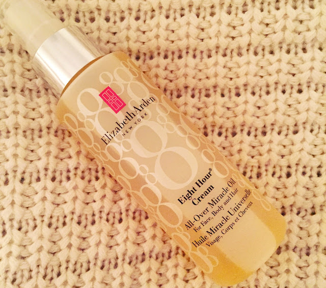 Elizabeth Arden Eight Hour All-Over Miracle Oil Review