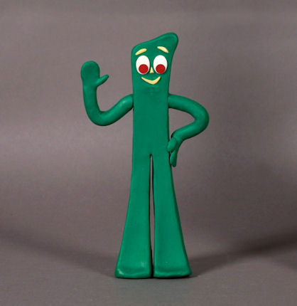 Disney News and Interviews From The Mouse Castle: The Walt ... Gumby And Pokey