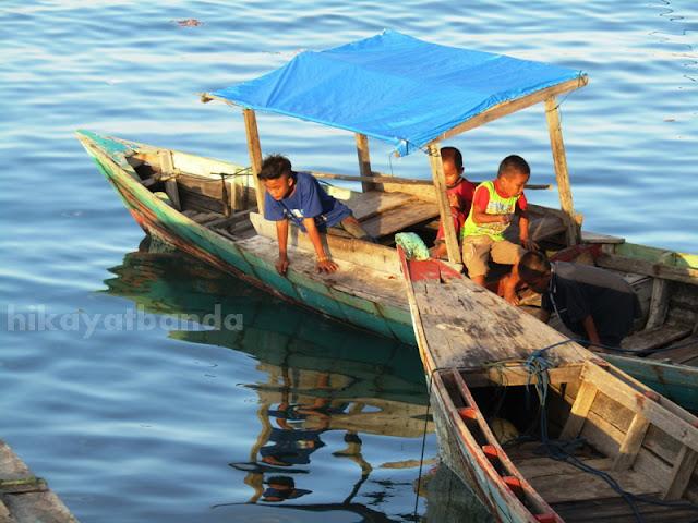Wisata  Aceh pulau banyakl #TheLightOfAceh