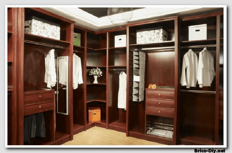 Walk in closet  Diseos modernos ideas para decorar y