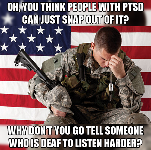 PTSD Meme Of The Day - 01/02/17