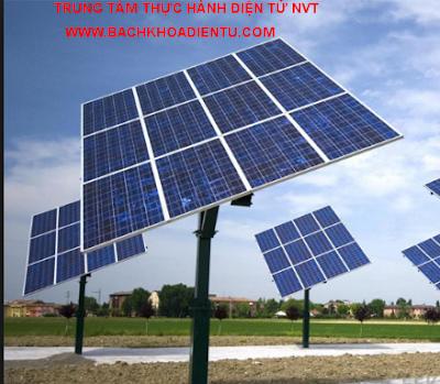 hệ thống pin mặt trời