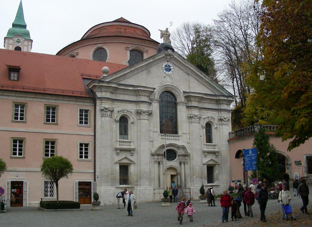 Klosterküche Weltenburg