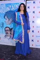 Gracy Singh and Bappi Lahiri   Blue Mountain Music Launch IMG 0567.JPG