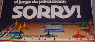 sorry juego de mesa