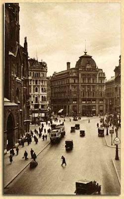 Wien Stephansplatz, 30erJahre