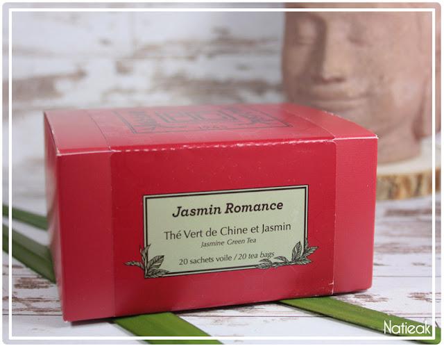 Jasmin Romance  Compagnie Française d'Orient et de Chine
