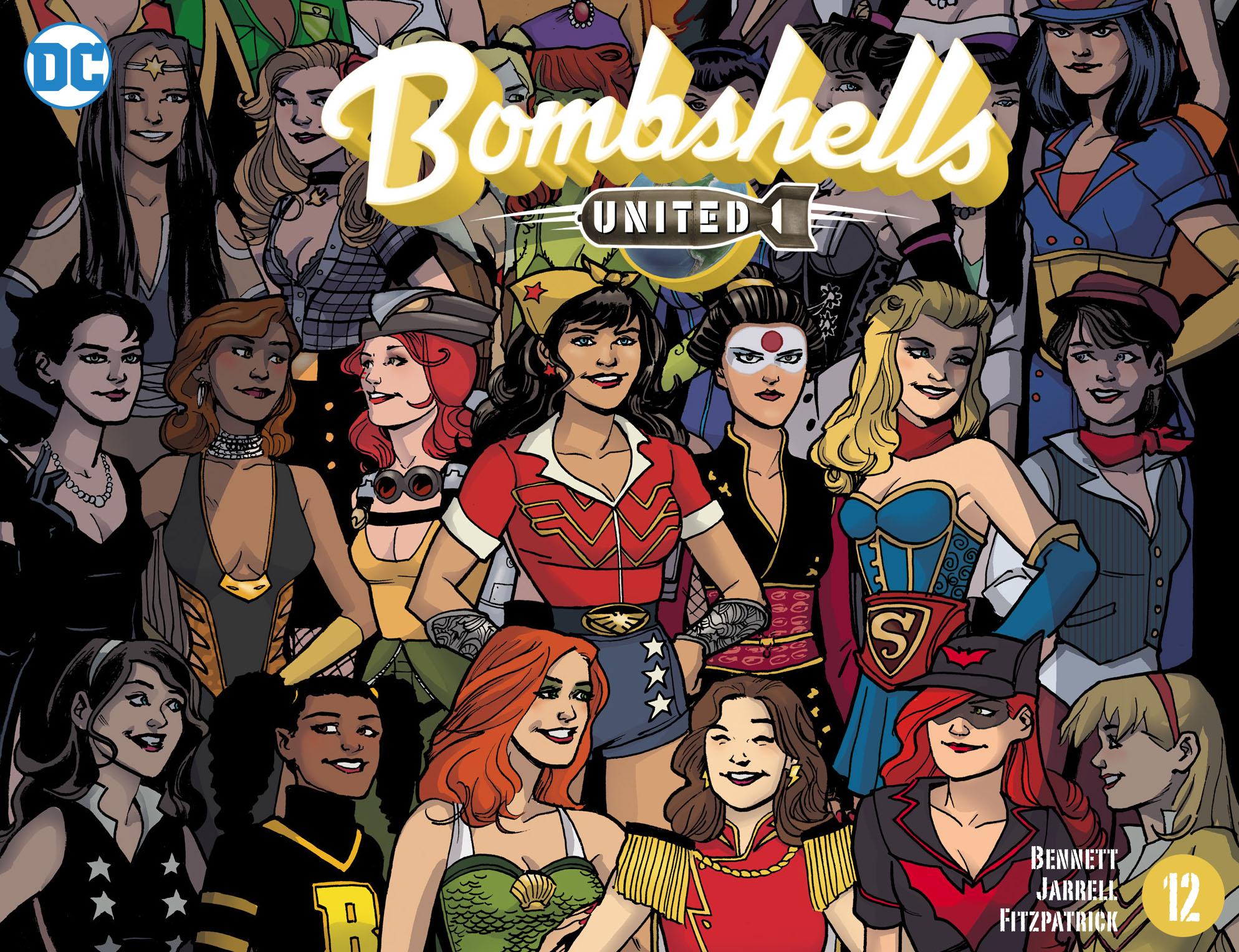 Bombshells United Issue 12