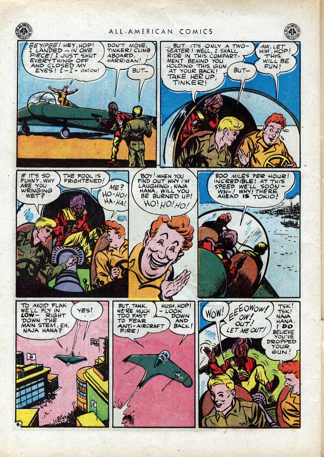 Read online All-American Comics (1939) comic -  Issue #64 - 50