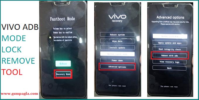 Vivo Y81 Y83 Y83 PRO V11 Pattern Lock Remove Tool Free Download