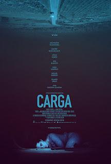 Carga - Poster & Segundo Trailer