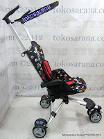 Kereta Bayi CocoLatte CL008 iSport with Travel Bag Limited Edition