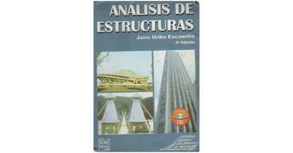 Análisis de Estructuras - Jairo Uribe Escamilla