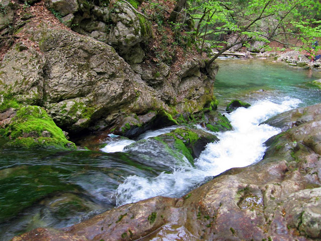 Большой каньон - дорога к Ванне молодости Крыма