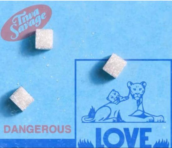 Tiwa Savage - 'Dangerous Love', Prod. by Cracker